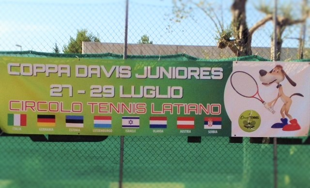 Junior Davis Cup – circolo tennis Latiano